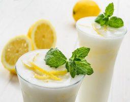 Sorbete de limón