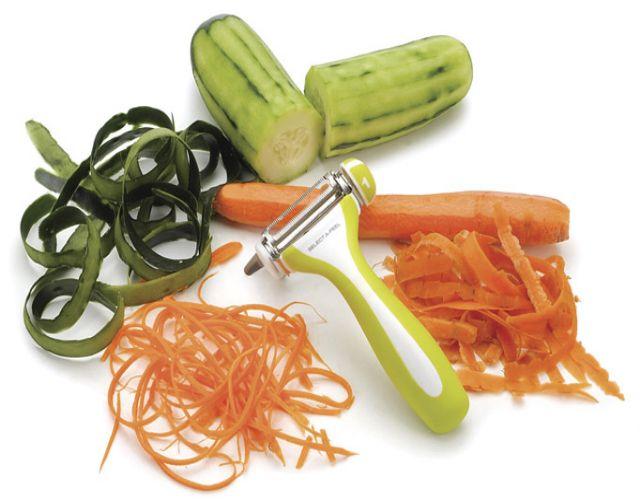 Verduras que es Mejor no Pelar