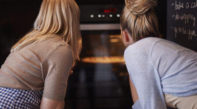 Macarrones al horno