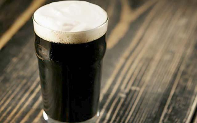 Salsa de cerveza negra