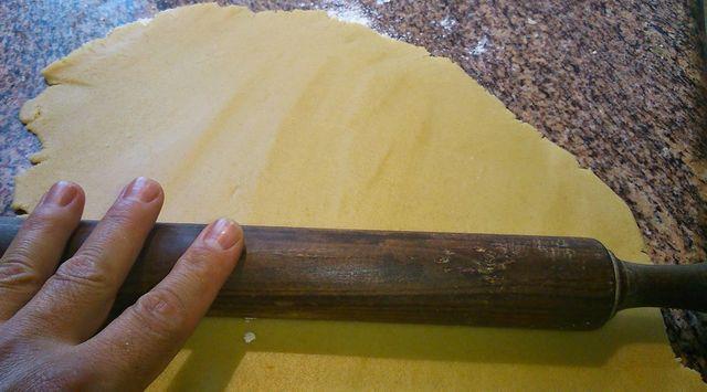 Palitos de pan con orégano y queso