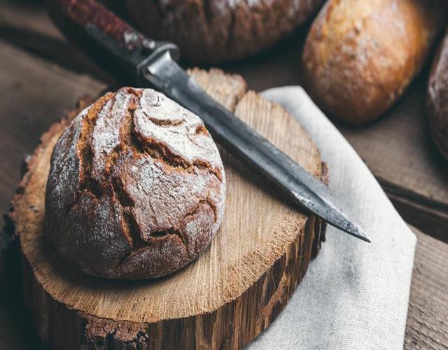Pan con levadura seca