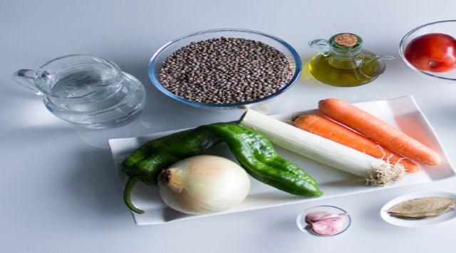 Lentejas con Verduras