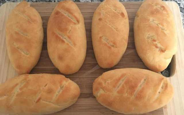 pan con thermomix