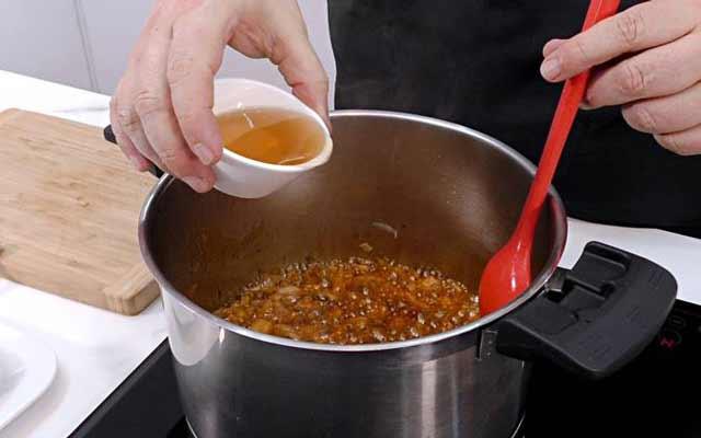 Receta de salsa perrins o inglesa