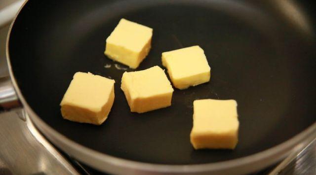 Soufflé de queso