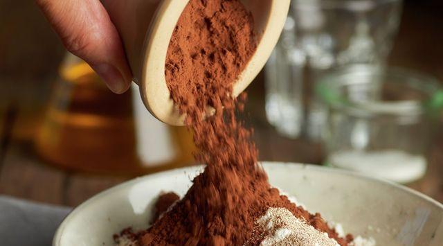 bizcocho borracho de chocolate