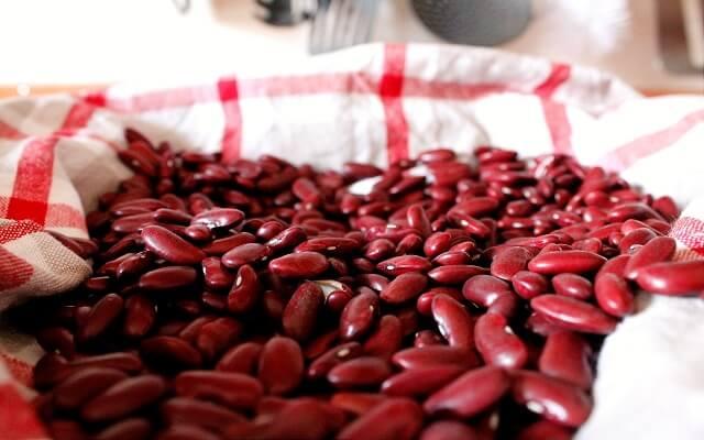 Alubias rojas estofadas