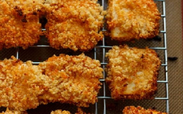 Nuggets de quinoa