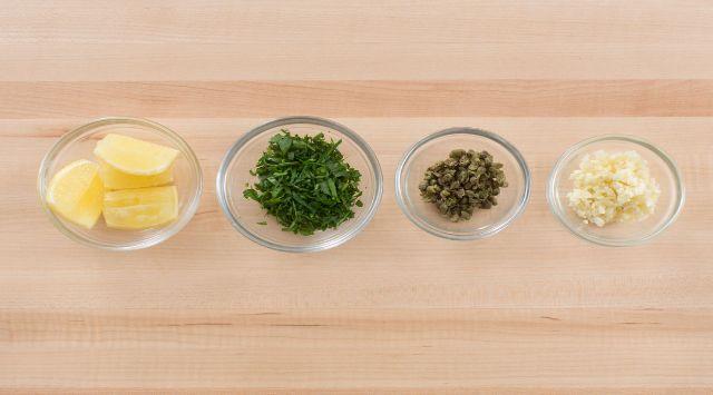 Ingredientes.
