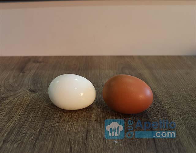 cocer un huevo