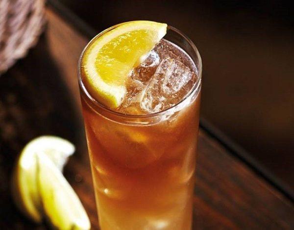 Cóctel Long Island Iced Tea